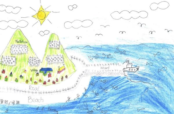 visuel-expo-mediatheque-dessine-moi-la-mer